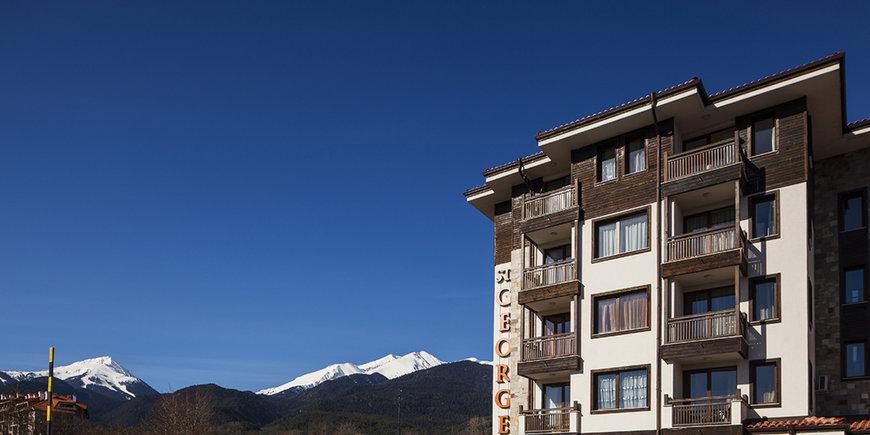 Hotel Saint George Ski & Holiday