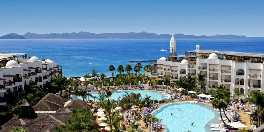Hotel Princesa Yaiza Suite Resort