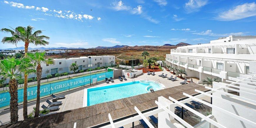 Hotel Aequora Lanzarote Suites