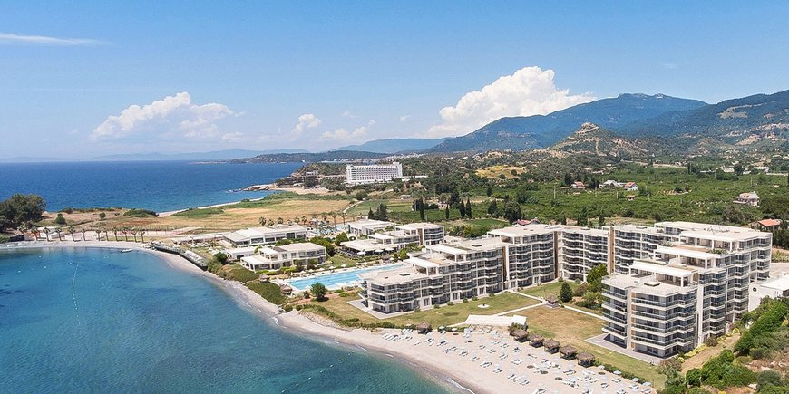 Hotel Paradise Resort Ozdere