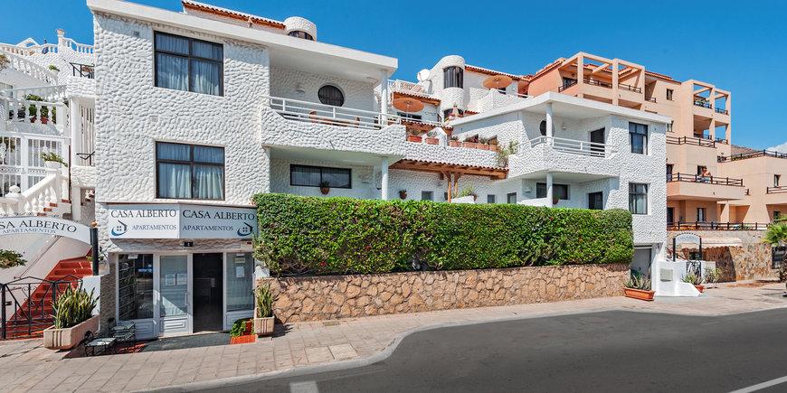 Apartamenty Casa Alberto