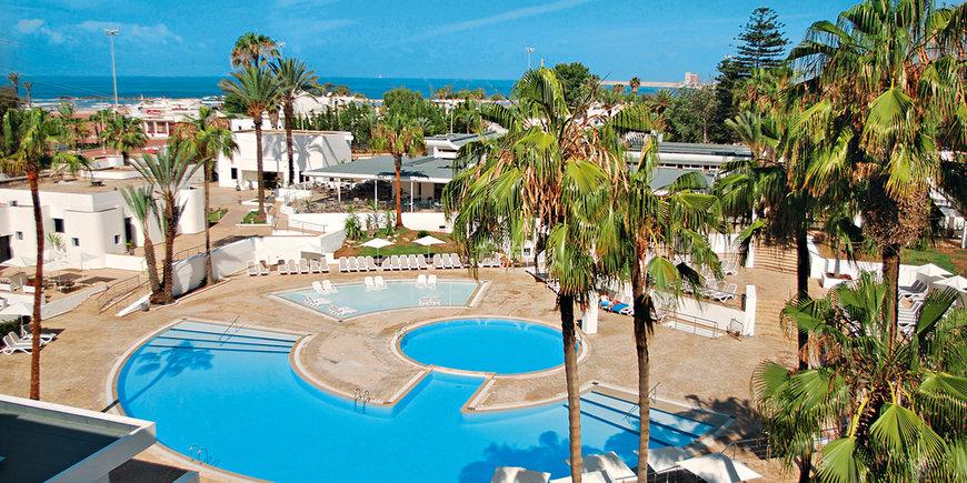Hotel Allegro Agadir - Barceló Group (ex. Les Almohades Beach Resort Agadir)