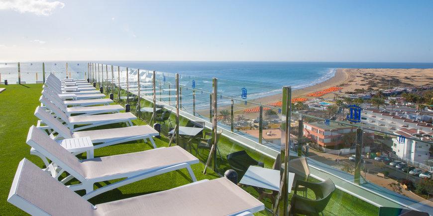Hotel HL Suitehotel Playa del Ingles