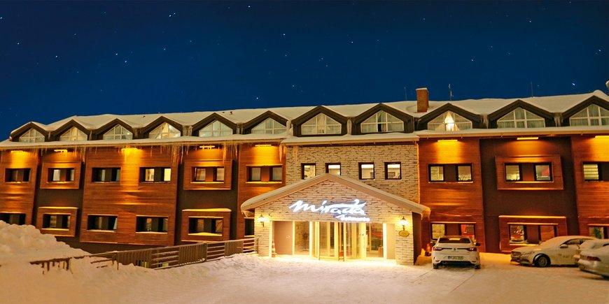 Hotel Mirada Del Monte