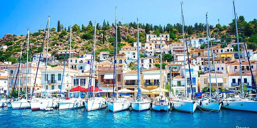 Tylko dla Ciebie: Plażowanie ze zwiedzaniem – Ateny i Poros