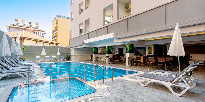 Hotel Aslan City (ex. Kleopatra Beste)