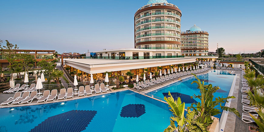 Hotel Dream World Aqua