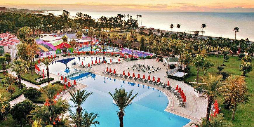 Hotel IC Santai Family Resort