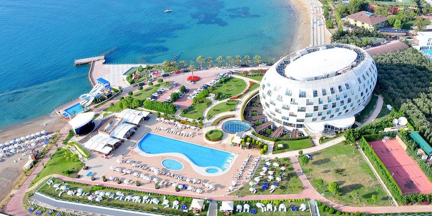 Hotel Gold Island