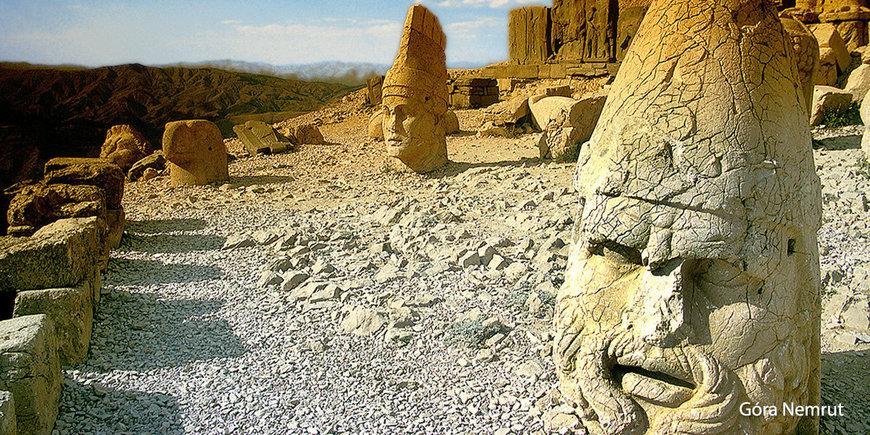 Magiczna góra Nemrut