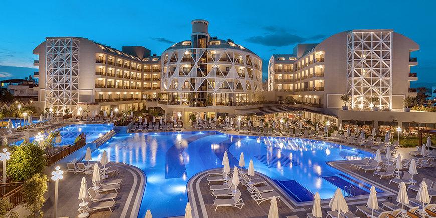 Hotel Crown Sunshine