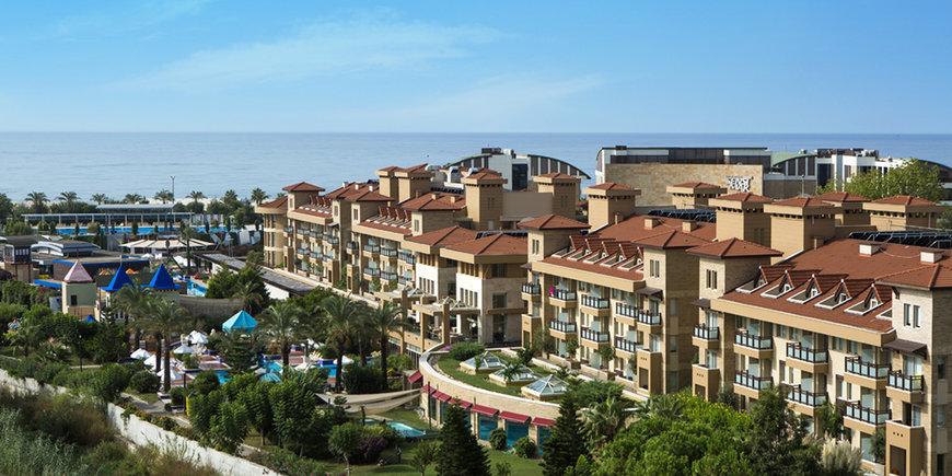 Hotel The Xanthe Resort