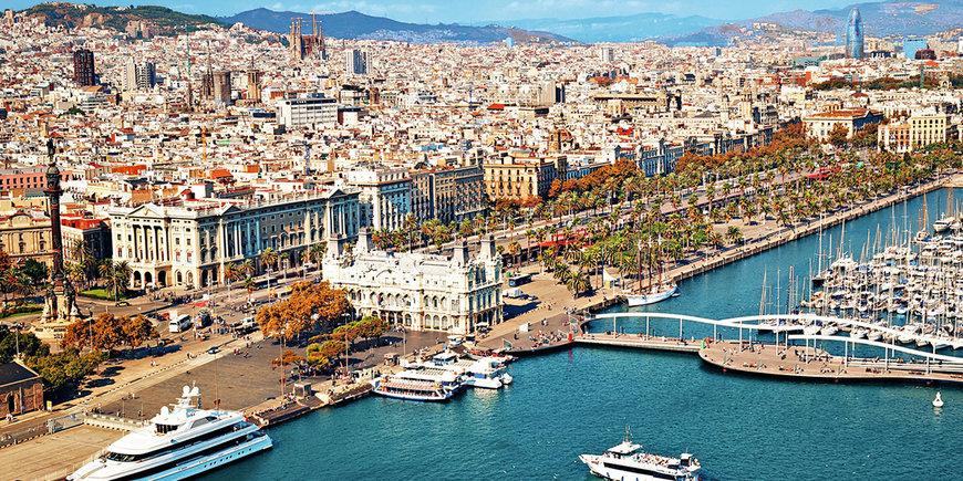 Cała ona, Barcelona!