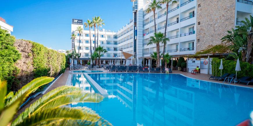 Hotel Alegria Pineda Splash