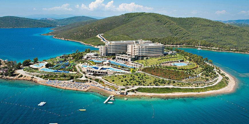 Hotel La Blanche Island