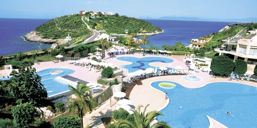 Hotel Hilton Bodrum Turkbuku Resort & Spa