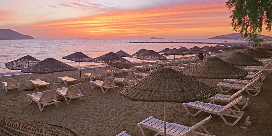 Hotel Yelken Mandalinci Spa & Wellness - Bodrum, Turcja ...