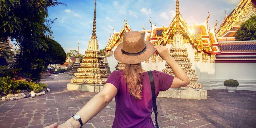 Tylko dla Ciebie: Plażowanie ze zwiedzaniem – Bangkok i Koh Chang