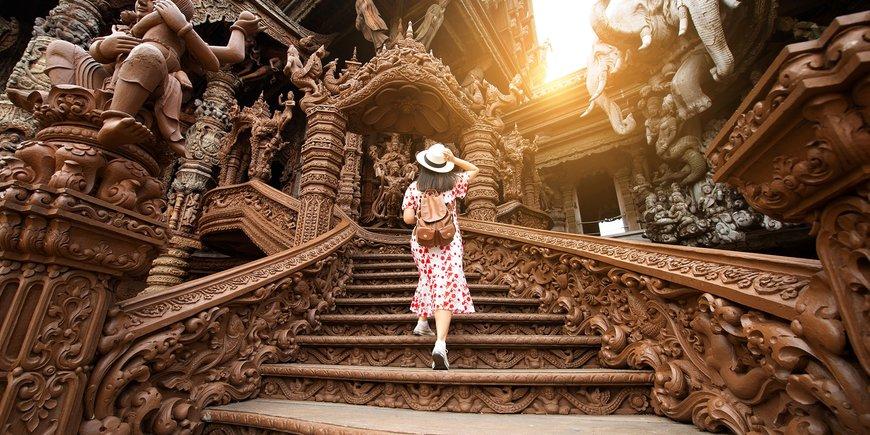 Tylko dla Ciebie: Plażowanie ze zwiedzaniem – Bangkok i Pattaya