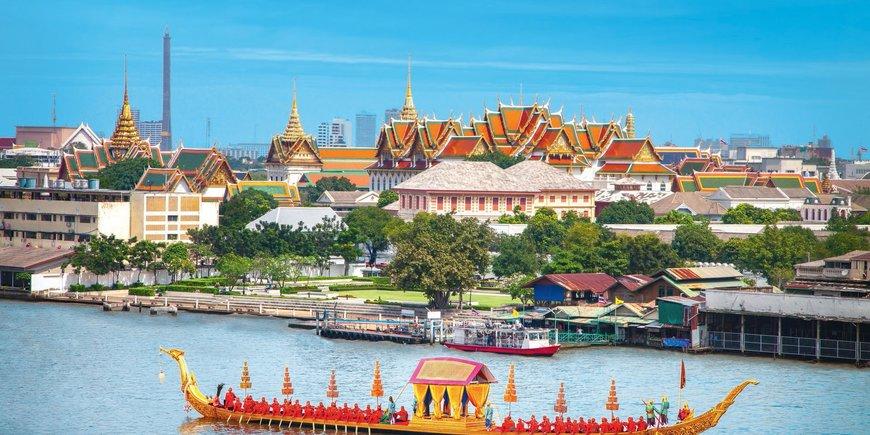 Sawasdee Tajlandia!