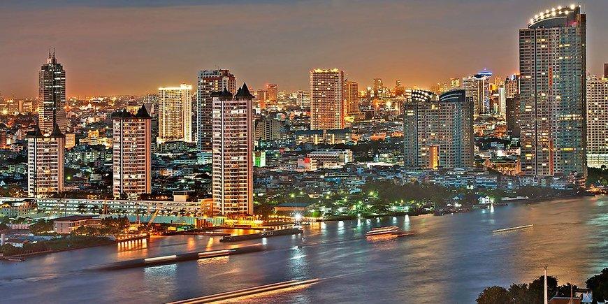 Mój Bangkok