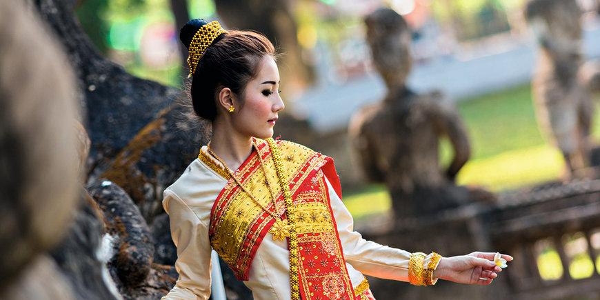 Kraina uśmiechu i imperium Khmerów