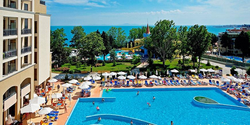 Hotel Sol Nessebar Resort