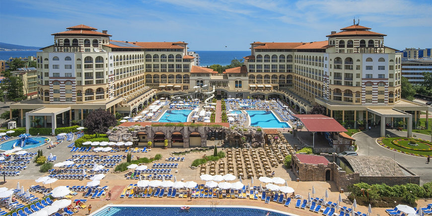 Hotel Melia Sunny Beach (ex. Iberostar Sunny Beach)