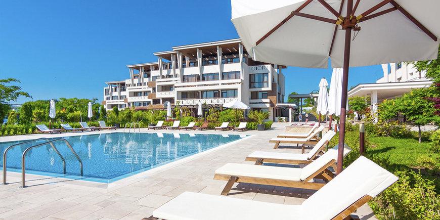 Hotel Apolonia Resort