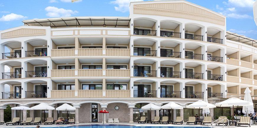 Hotel Siena Palace