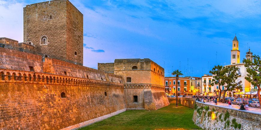 Sylwestrowa Apulia