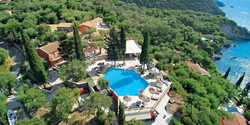 Hotel Aqua Blue