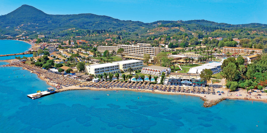 Hotel Messonghi Beach Holiday Resort