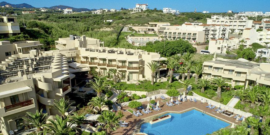 Hotel Giannoulis Santa Marina Beach Resort