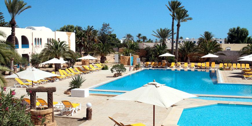 Hotel Dar El Manara Djerba