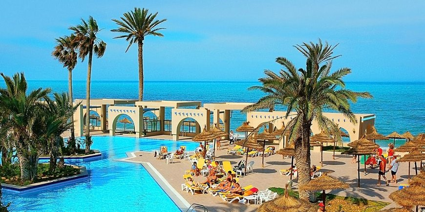 Hotel Zita Beach Resort Zarzis