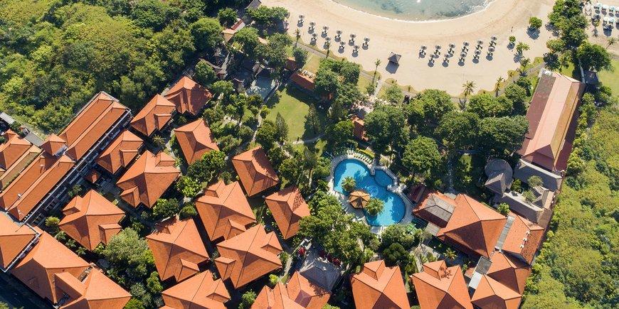Hotel Bali Tropic Resort Amp Spa Bali Holidays Reviews