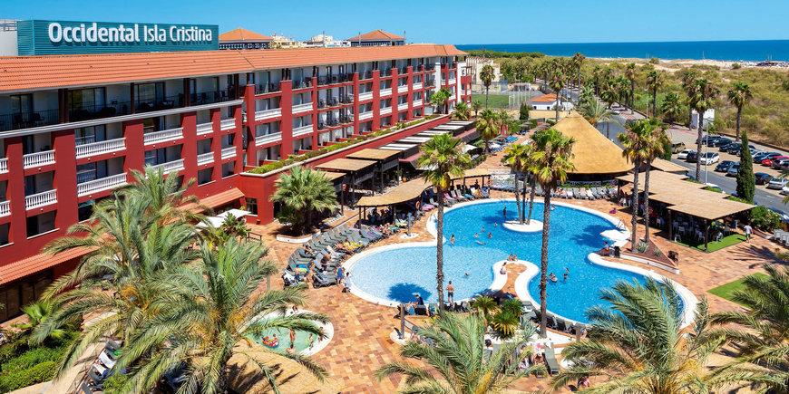 Hotel Occidental Isla Cristina (ex. Barceló Isla Cristina)