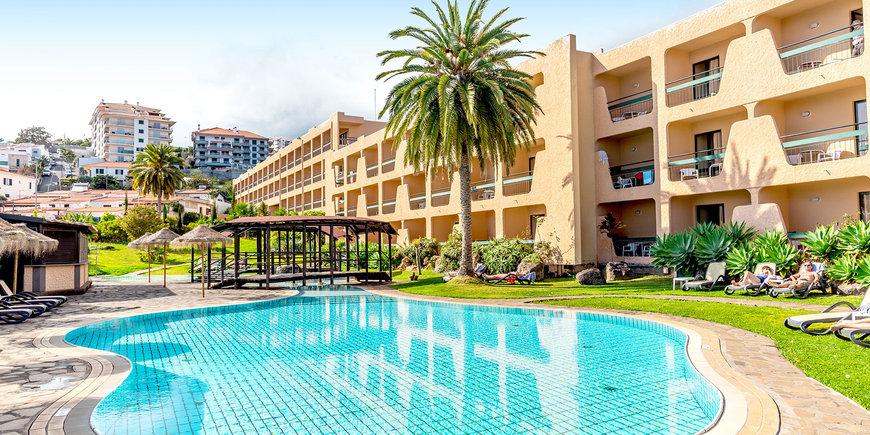 Hotel Dom Pedro Garajau Apartment & Nature