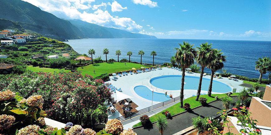 Hotel Monte Mar Palace - Madera - Wczasy, Opinie | ITAKA