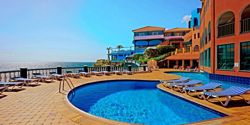 Hotel Rocamar & Royal Orchid