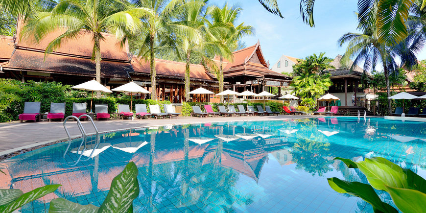 Hotel Khaolak Bhandari Resort & Spa