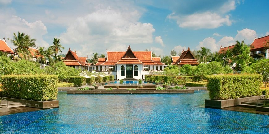 Hotel JW Marriott Khao Lak Resort & Spa