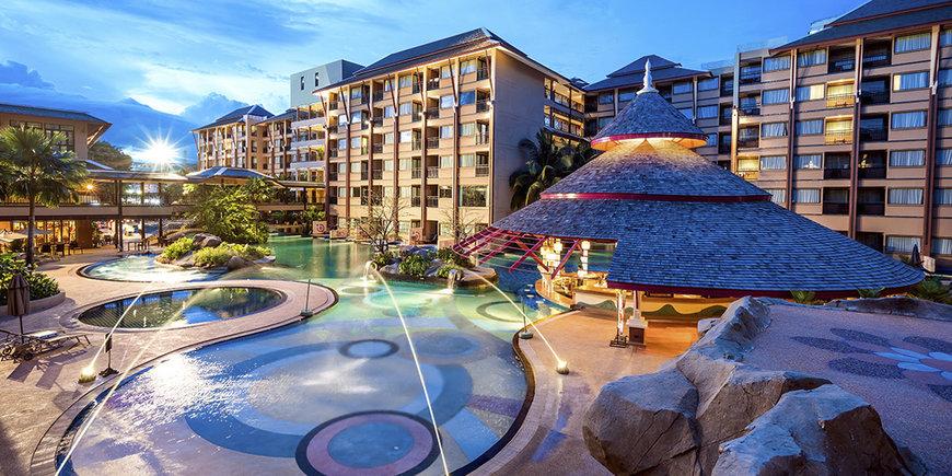 Hotel Novotel Phuket Vintage Park