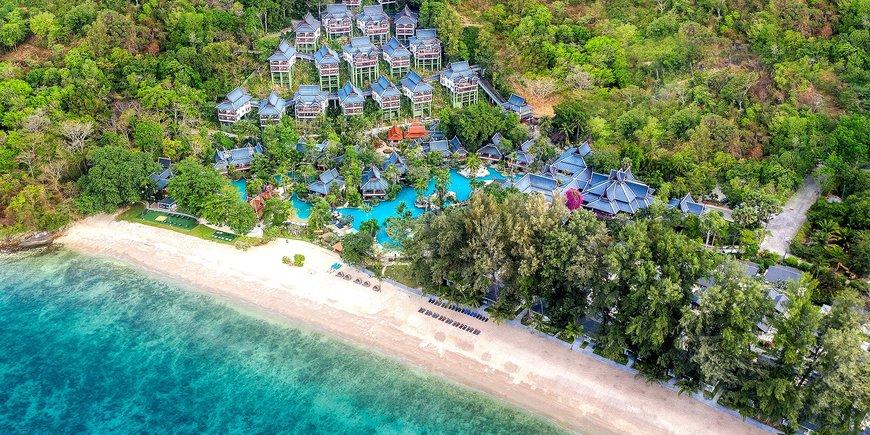 Hotel Thavorn Beach Village Resort