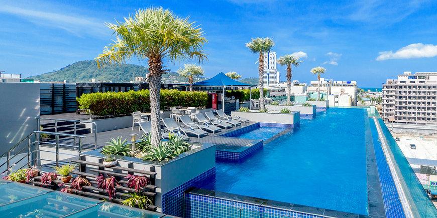 Hotel Best Western Patong Beach