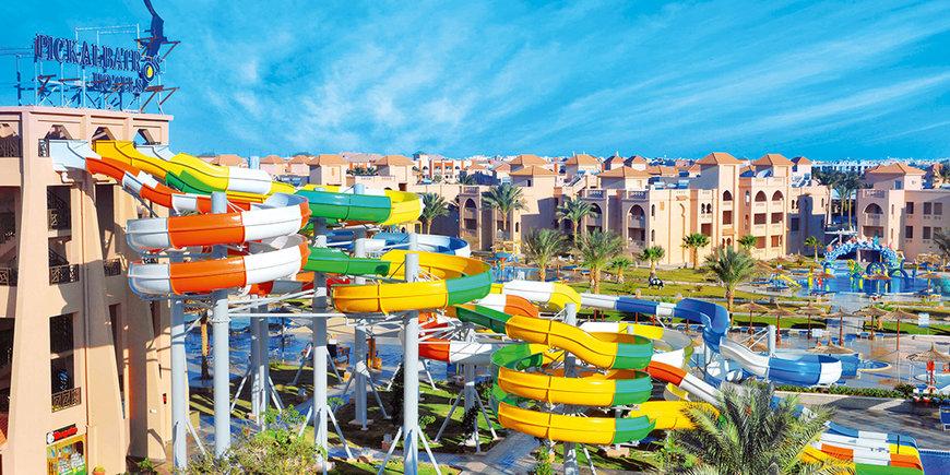 Hotel Aqua Blu Resort (ex. Sea World Resort)