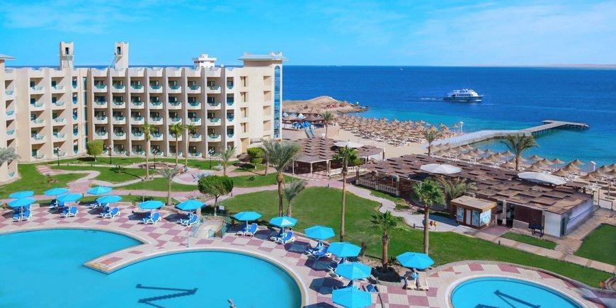 Hotel Hotelux Marina Beach Resort