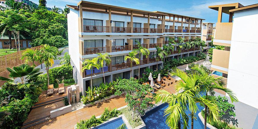 Hotel Deevana Plaza Krabi Aonang