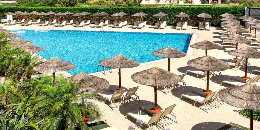 Hotel Blue Lagoon Garden Satellite